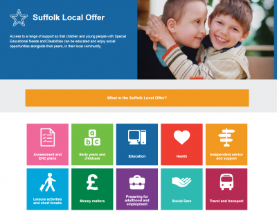 Suffolk local offer2
